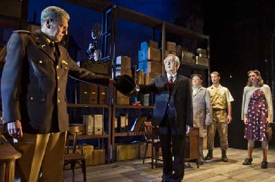 Teatro: Tomar partido en el Teatro Alameda de Sevilla