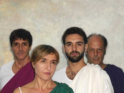 Teatro: Trajano, memento mori en La Fundición Sevilla