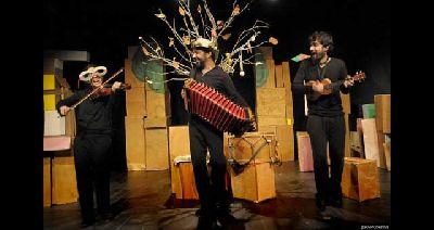 Teatro infantil en Sevilla fin de semana del 10 al 12 de abril 2015