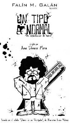 Teatro: Un tipo a normal en el Rincón del Búho Sevilla