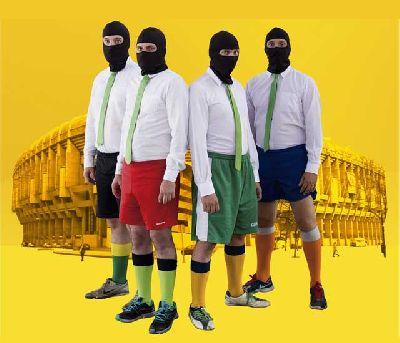 Teatro: Vamos a por CR7 en La Fundición Sevilla
