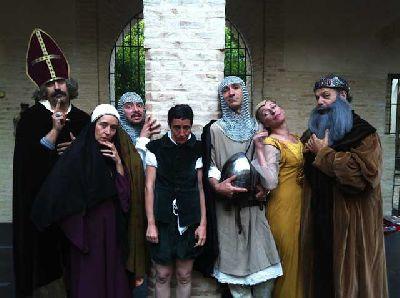 Teatro: La venganza de Don Mendo en el Palacio Marqueses Algaba