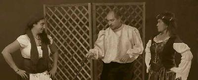 Teatro: Las musas de Cervantes en la Fundación Amalio Sevilla