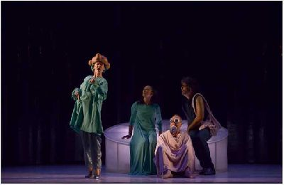 Teatro: VIP de Joglars en el Teatro Lope de Vega de Sevilla
