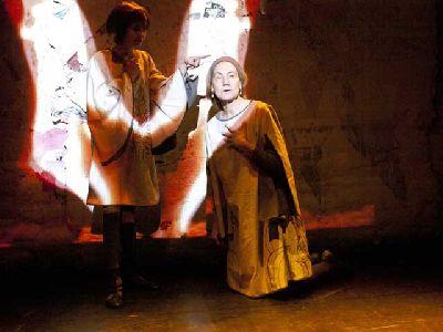 Teatro: Las visiones de Hildegard en el Centro TNT-Atalaya Sevilla