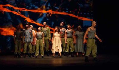 Teatro: Woyzeck en el Centro TNT-Atalaya de Sevilla 2018