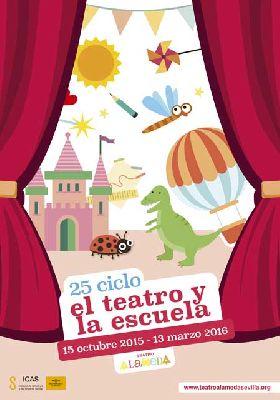 XXV El teatro y la escuela en Sevilla (2015-2016)