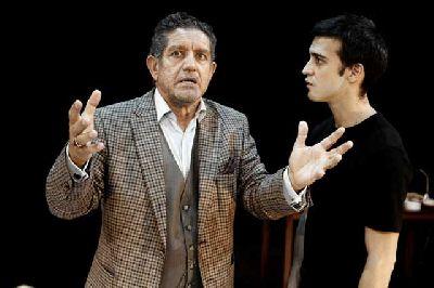 Teatro: Yo, Feuerbach en el Teatro Central de Sevilla