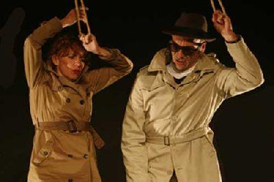 Teatro: Yo me bajo en la próxima, ¿y usted? en La Imperdible Sevilla