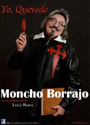 Teatro: Yo, Quevedo de Moncho Borrajo en el Quintero Sevilla