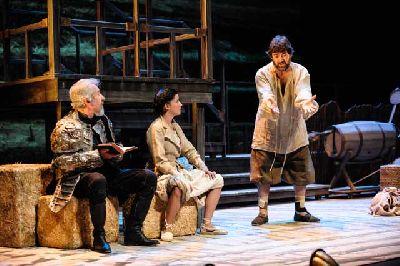 Teatro: Yo soy Don Quijote de La Mancha en Sevilla (Lope de Vega)