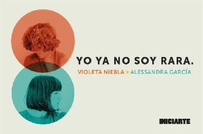 Teatro: Yo ya no soy rara en la Sala Santa Inés de Sevilla