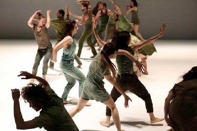 Danza: Tenir le temps en el Teatro Central de Sevilla