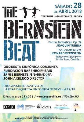 Concierto: The Bernstein Beat en el Teatro de la Maestranza de Sevilla