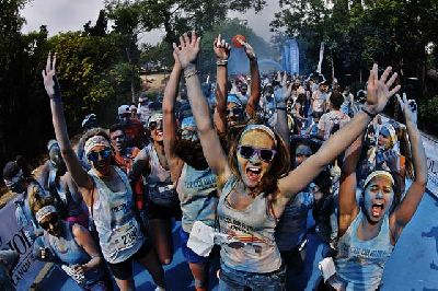 The Color Run 2016 en Sevilla