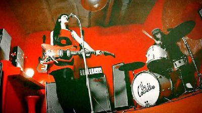 Foto promocional de The Courettes