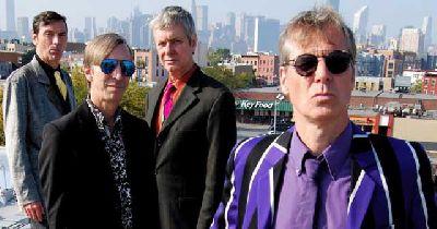 Foto promocional del grupo The Fleshtones