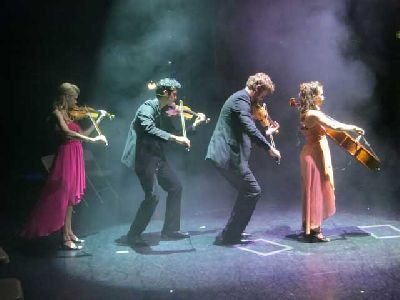 Musical: The Graffiti Classics en La Imperdible Sevilla