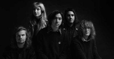 Foto promocional del grupo The Mystery Lights