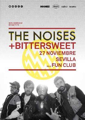 Concierto: The Noises y Bittersweet en FunClub Sevilla