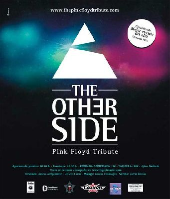 Concierto: The Other Side (tributo Pink Floyd) en Custom Sevilla