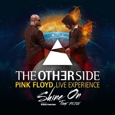 Concierto: The Other Side (tributo Pink Floyd) en Custom Sevilla 2015