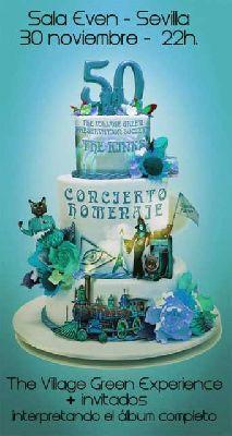 Concierto: The Village Green Experience en la Sala Even Sevilla 2018