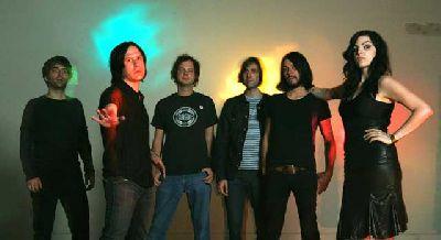 Foto promocional del grupo The Warlocks