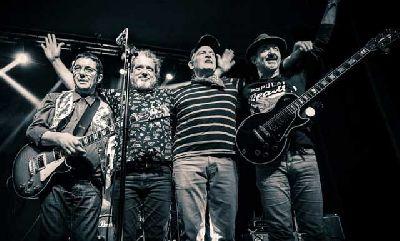 Foto promocional del grupo Topo