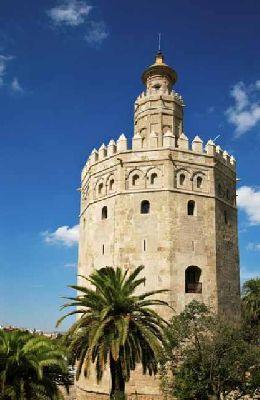 Foto del Torre del Oro de Sevilla