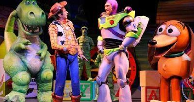 Musical: Toy musical the story en el Teatro Quintero de Sevilla