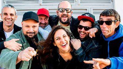 Foto promocional del grupo Trashtucada