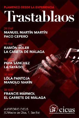 Trastablaos 2014 en el CICUS de Sevilla