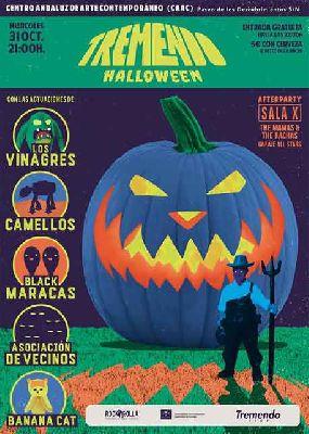 Conciertos: Tremendo Festival Halloween 2018 en la Sala X de Sevilla