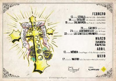 Concierto: Triana Paraíso Fiscal en FunClub Sevilla