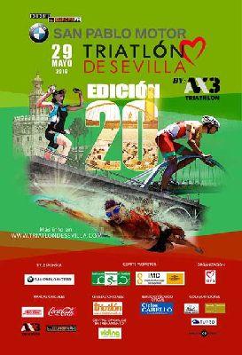Triatlón de Sevilla 2016