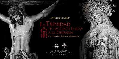 Exposición: La Trinidad, de las 5 Llagas a la Esperanza en el Mercantil Sevilla