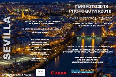6ª Turifoto-Photoquivir 2018 en Sevilla
