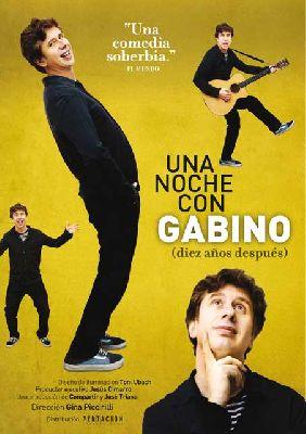 Teatro: Una noche con Gabino (10 años después) en el Quintero