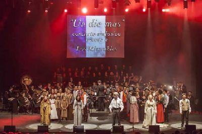 Concierto: Un día más tributo a Los Miserables en Teatro Quintero