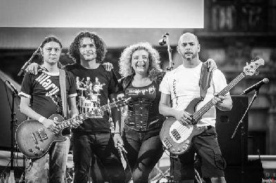 Concierto: Ungravity Rock Band y Acracia en Pop CAAC Sevilla 2016