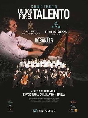 Concierto: Unidos por el talento en el Espacio Turina de Sevilla