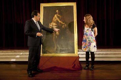 Exposición: Maestros del Barroco de Colección Cajasol en Sevilla