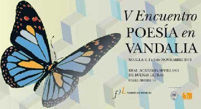 V Encuentro de poesía en Vandalia en los Pinelo Sevilla