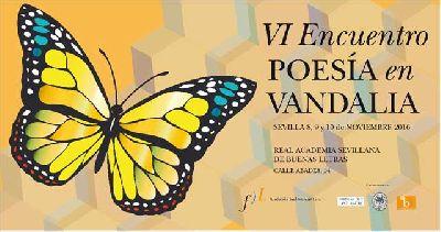 VI Encuentro de poesía en Vandalia en los Pinelo Sevilla 2016