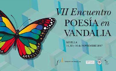 VII Encuentro de poesía en Vandalia en la Casa de los Pinelo Sevilla 2017
