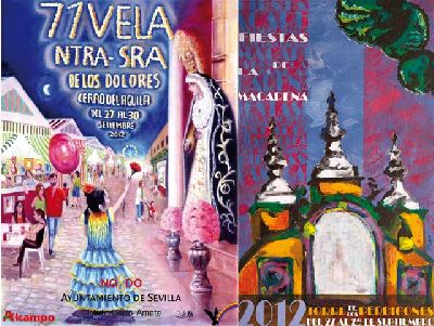 Velá del Cerro y Fiestas de la Macarena 2012