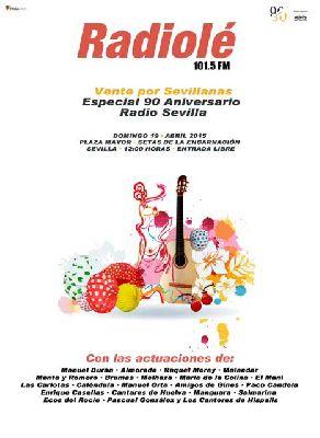 Concierto: Vente por Sevillanas en Las Setas Sevilla