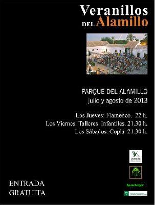 Veranillos del Alamillo 2013 en Sevilla