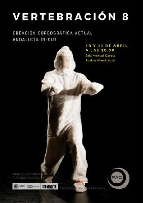 Danza: Vertebración VIII en el Teatro de la Maestranza de Sevilla 2018